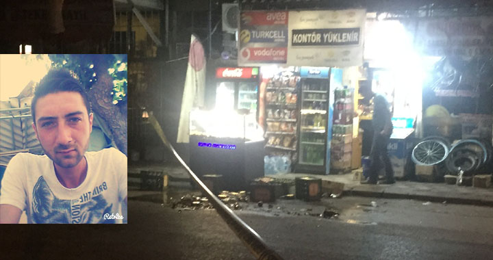 Akhisar'da cinayet