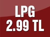 LPG 2.99 TL