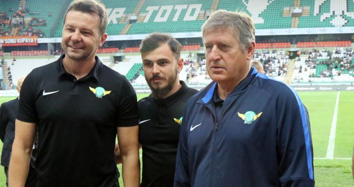 Safet Susic'ten Süper Kupa değerlendirmesi