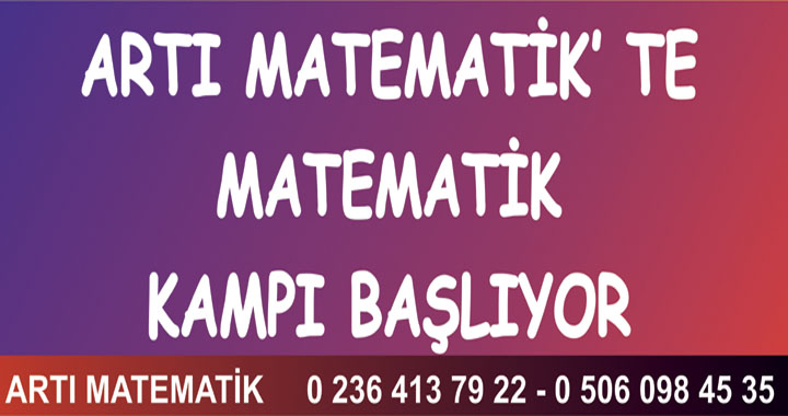 Matematik TYT Kampı