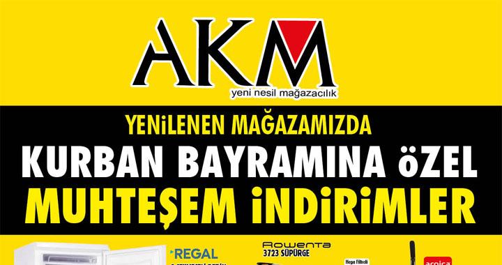 AKM'de Kurban bayramına özel kampanyalar başlad