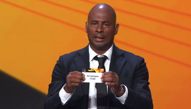 Akhisarspor'un Avrupa Ligi fikstürü belli oldu