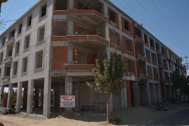İnşaat sektörünün gözdesi Ertürk İnşaat'ta daire satışları sürüyor