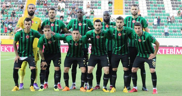 Akhisarspor, Avrupa Ligindeki 26. Türk takımı
