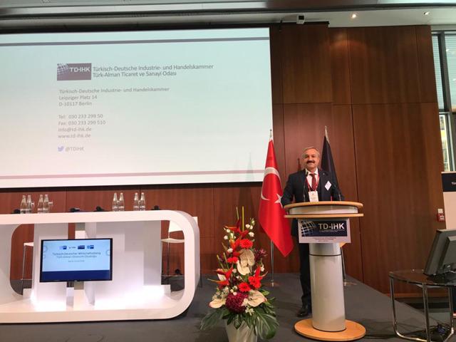 ATSO Başkanı Dr. Ulusoy; İhracatçıya tam destek