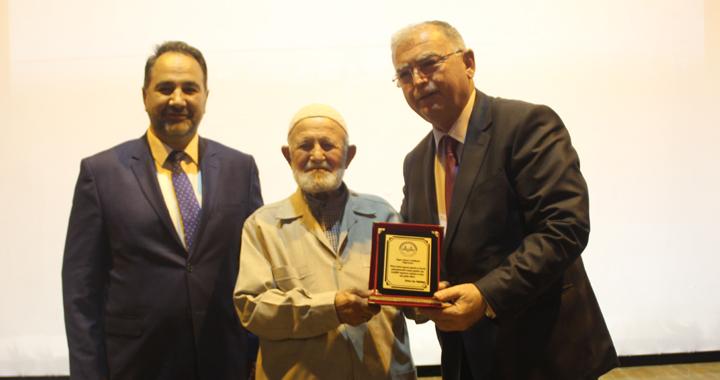 Akhisar'da Camiler ve Din Görevlileri Haftası konferansı yapıldı
