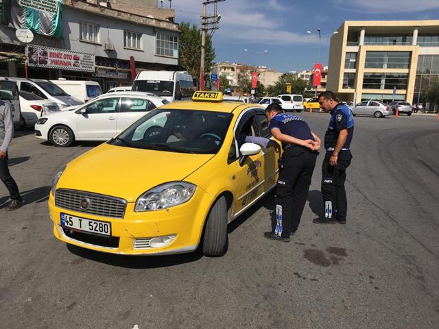 Denetimler arttı, 40 sürücüye cezai işlem uygulandı