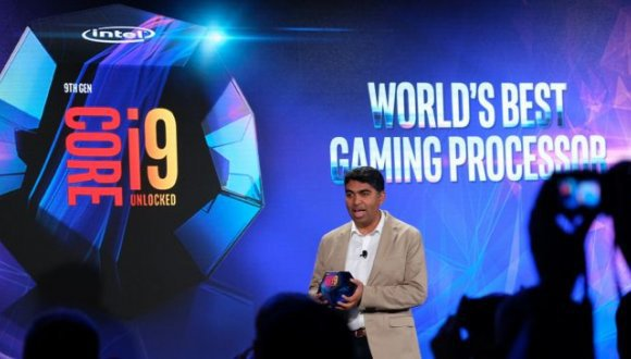 9. Nesil Core i7 ve Core i9 tanıtıldı!