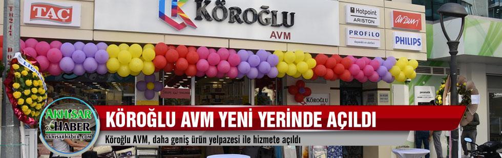 Köroğlu AVM yeni yerinde açıldı