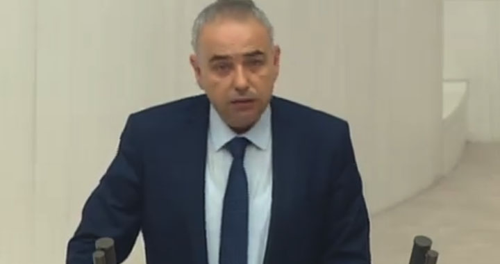 Bakırlıoğlu Meclisten seslendi; Sofralık Zeytine Prim!