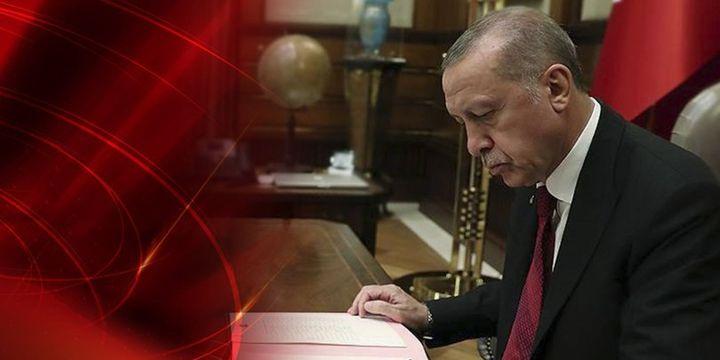 Cumhurbaşkanı Erdoğan'dan bürokrasinin azaltılması genelgesi