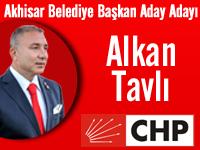 CHP Akhisar Belediye Başkan Aday Adayı Alkan Tavlı