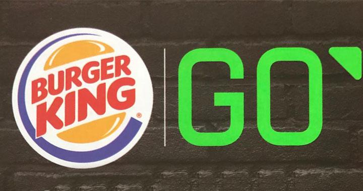 GO Akaryakıt – Burger King kampanyası