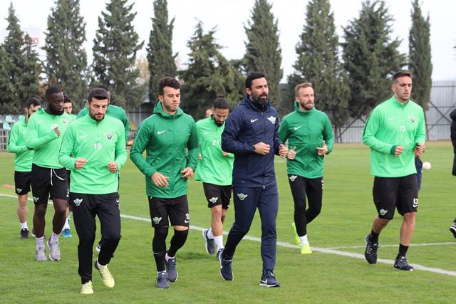 Akhisarspor'da birlik zamanı