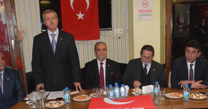 Ali Dursun, Belediye başkan adaylığını açıkladı