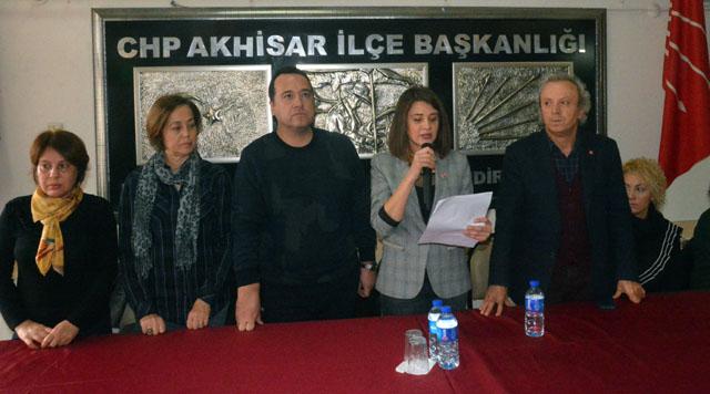 CHP, Kadın Hakları Gününde açıklama yaptı