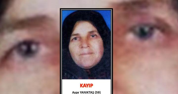 Akhisarlı kayıp kadın aranıyor