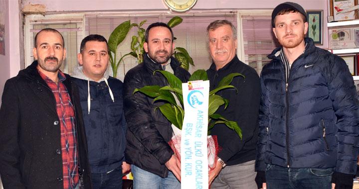 Ülkü Ocakları, 10 Ocak çalışan gazeteciler gününü kutladı
