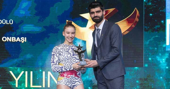 Ayşe Begüm Onbaşı, Onur Ödülü aldı
