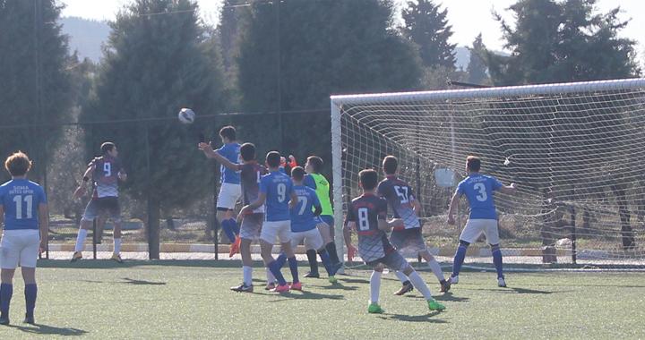 Karabulut U19, son dakikada güldü