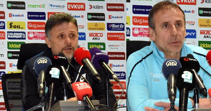 Akhisarspor, Başakşehir maçı ardından