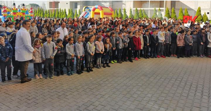 Bahçeşehir Koleji eğitim öğretim döneminin ikinci yarı yılına coşkuyla başladı!