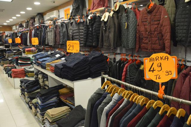 İlga Giyim'de fiyatlar düştü
