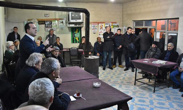 Dutlulu; Belediyenin bütçesi Akhisarlıların hizmetine sunulacak