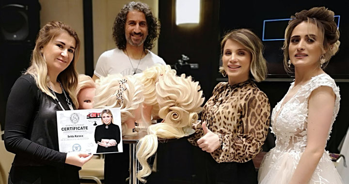 İS-SE Kuaför, Hair Workshop 2019'a katıldı