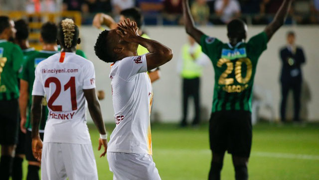 Akhisarspor ile Galatasaray 14. randevuda