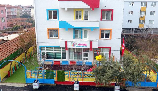 Özel Akhisar Deniz Anaokulunda yeni eğitim - öğretim yılı dönemi kayıtları başladı