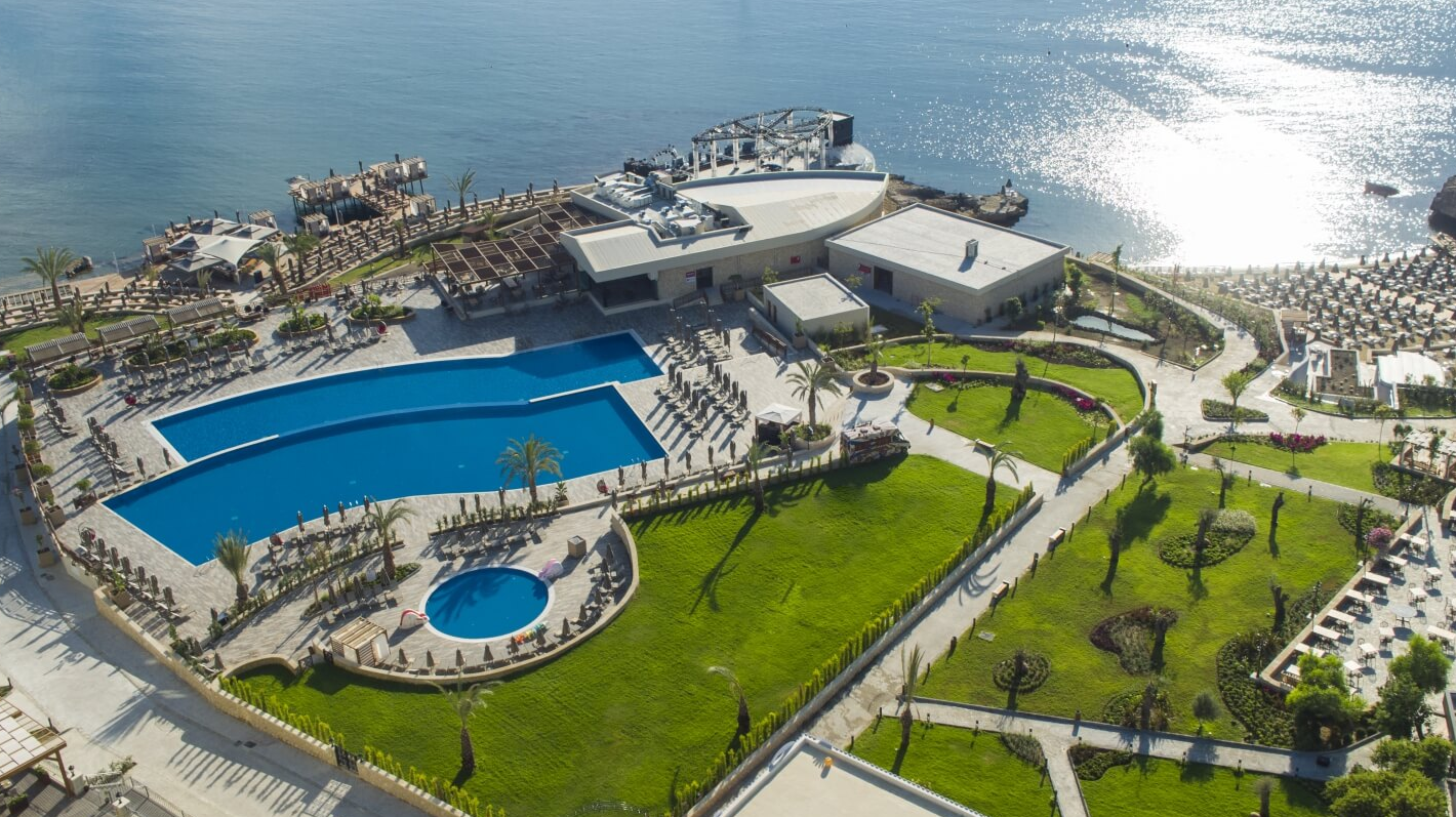 Girne'de Malpas ve Lords Palace Konforu