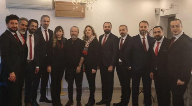 CMC CAT Türkiye Milli takımı Golden Hair Dünya Saç Festivaline hazırlandı