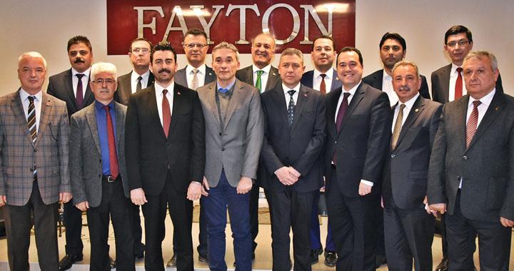 Millet İttifakı adayları Akhisar'da buluştu