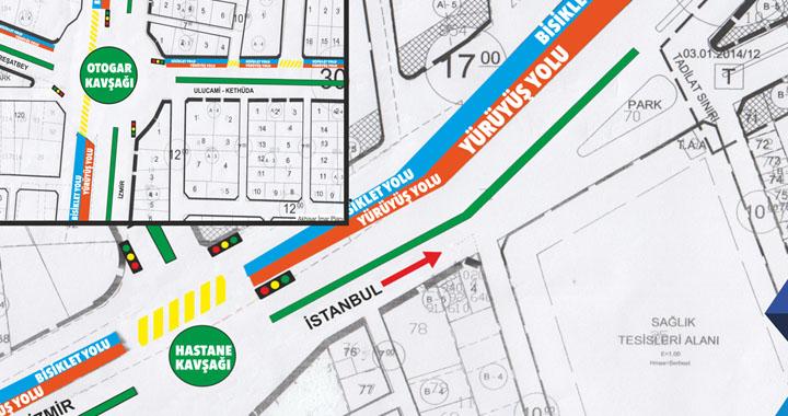 Akhisar trafiğini rahatlatacak proje