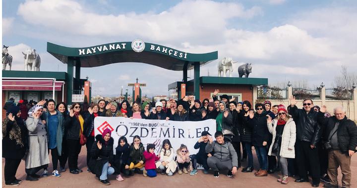 Özdemirler'in bu hafta rotası Eskişehir