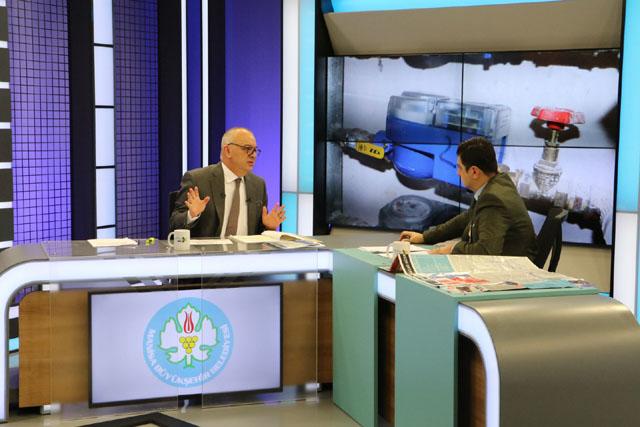Başkan Ergün, Siyasi spekülasyonlara şeffaf belediyecilikle cevap verdi