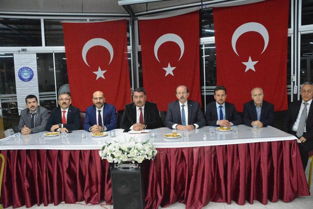 Türk Eğitim-Sen Genel Merkezi Akhisar'da üyeleriyle buluştu