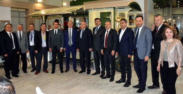 İzmir Olivtech Zeytin, Zeytinyağı, Süt Ürünleri Fuarı kapılarını açtı