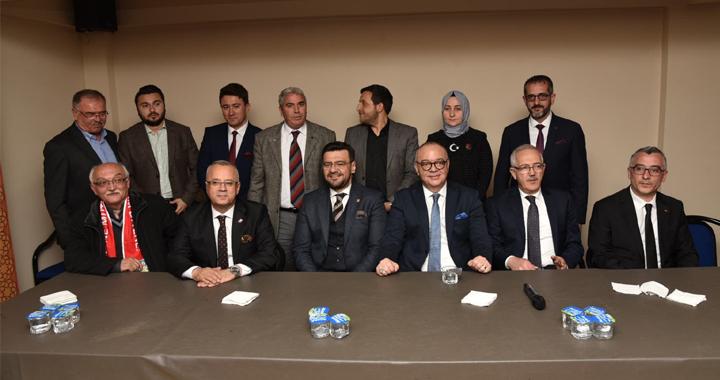 Cengiz Ergün; Cumhur İttifakı Manisa'yı rekor oyla kazanacak