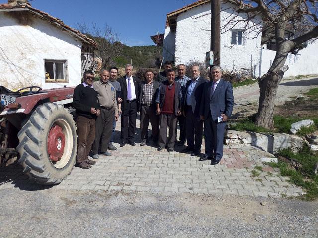 Saadet Partisi, 12 mahalleyi ziyaret etti