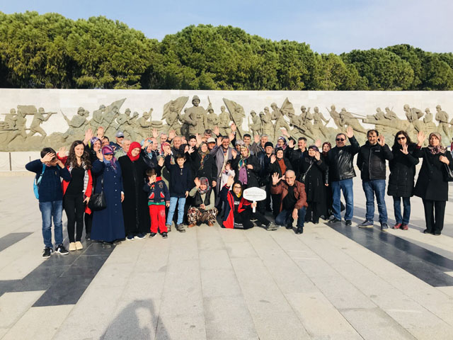 Özdemirler Turizm'den Çanakkale ve Edirne turu