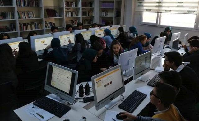 Macide Ramiz Taşkınlar Fen Lisesi Türkiye'nin en iyi 100 lisesi arasında