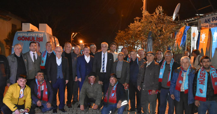 Hüseyin Eryüksel, Cumhur İttifakı; erdem, irade ve cesaretle Türkiye'nin şahlanışının adıdır