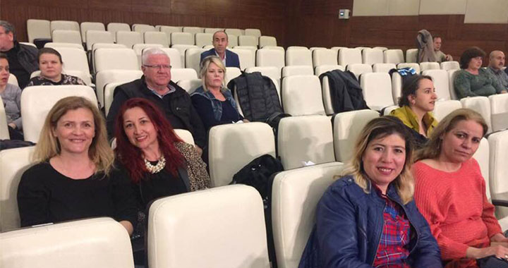 ASDER, Yalçın Benlican için düzenlenen Vefa konserini izledi