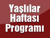 Akhisar'da 2019 Yaşlılar Haftası programı açıklandı