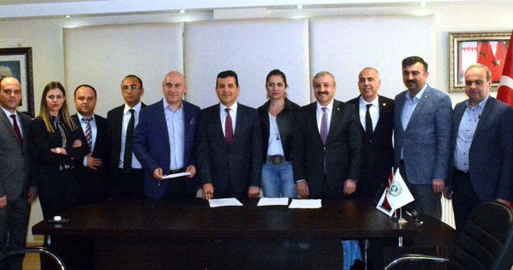 Vakıfbank, ATSO ve Ticaret Borsası ile protokol imzaladı