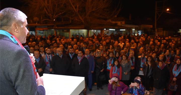Seyitahmet Mahallesinden Eryüksel'in Zeytin Dalı Yaşam Merkezi Projesine tam destek