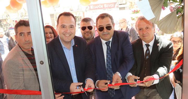 Battalbey çiğköfte yeni şubesi açıldı