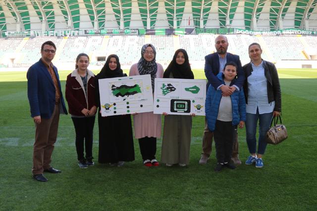 Spor Toto Akhisar Belediye Stadyumu İyilikler Yarışıyor Projesine dahil oldu